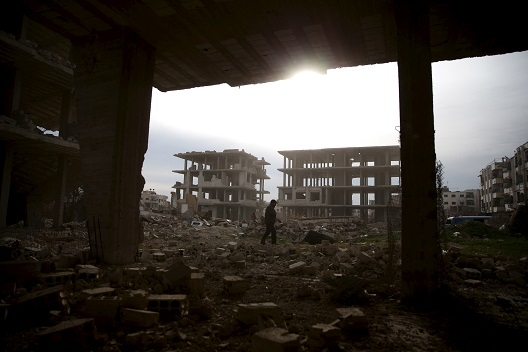 The War on the Syrian Insurgency Continues in Plain Sight