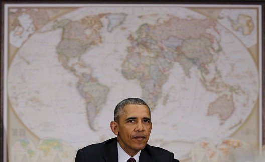 President Obama's Atlantic Interview: The Syria Angle