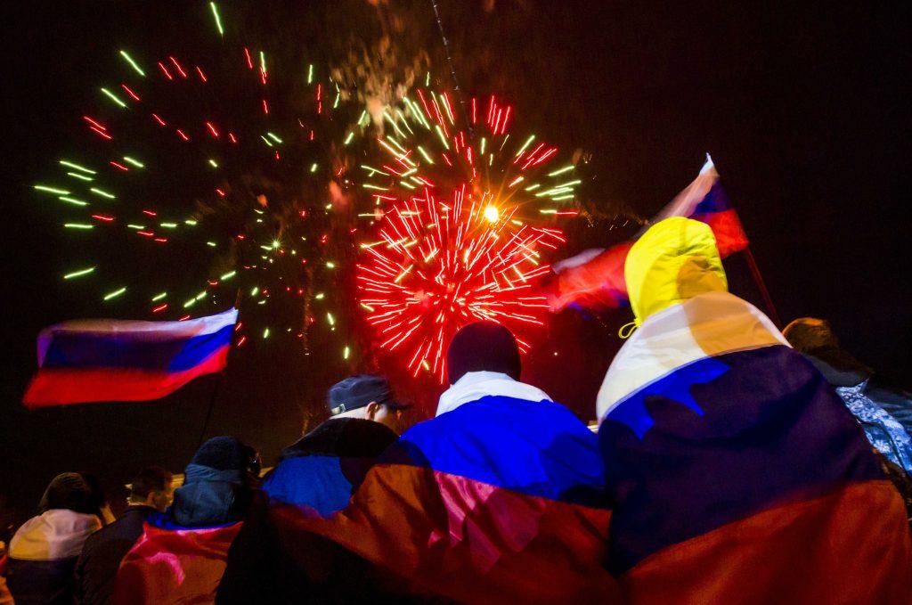 Putin's Crimea Is No Vacation