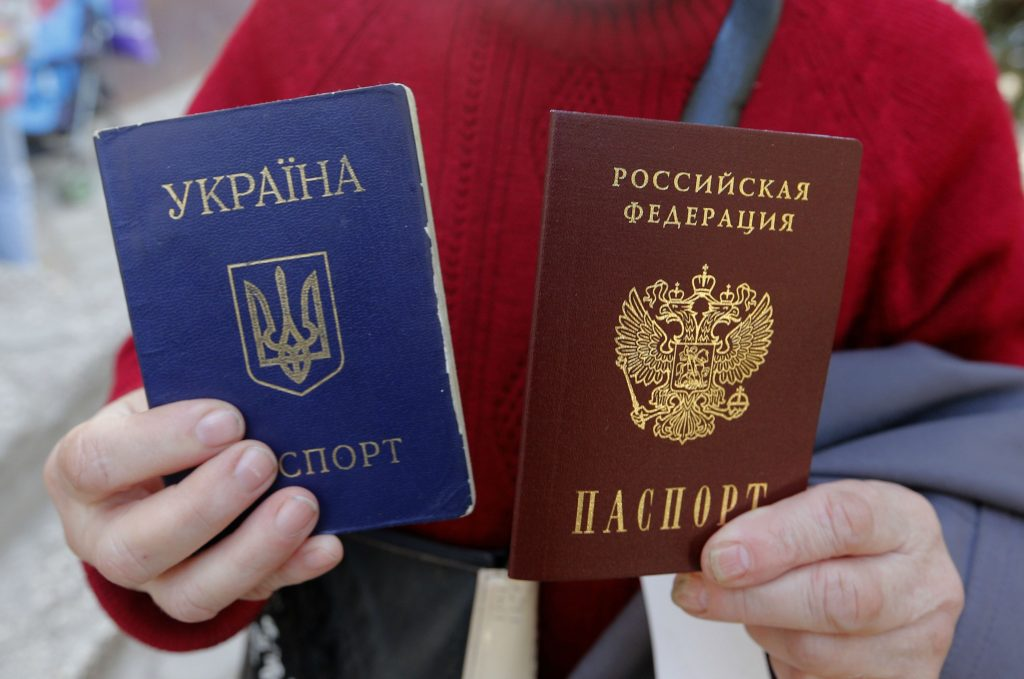 "Separatists Launch New ""Passportization"" Strategy in Eastern Ukraine"