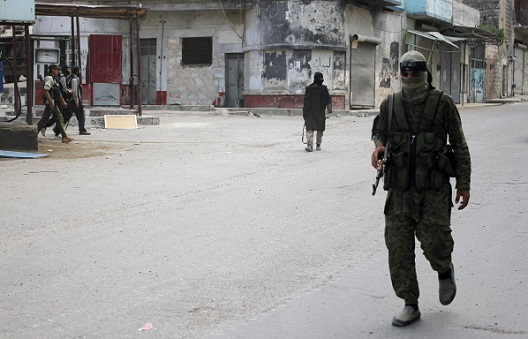 Locals in Idlib Take on the Nusra Front