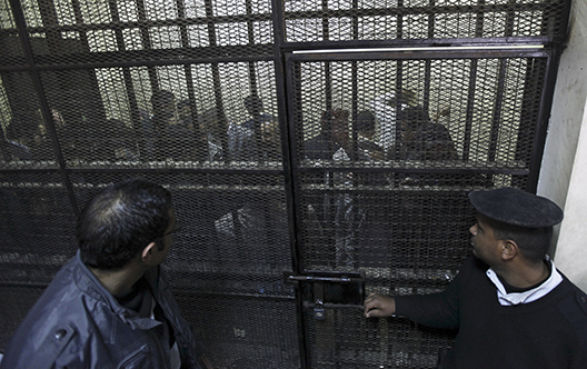 Case No. 173: The State of Egypt's NGOs
