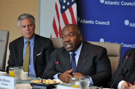 Breakfast Roundtable in Honor of The President of the Gabonese Republic
