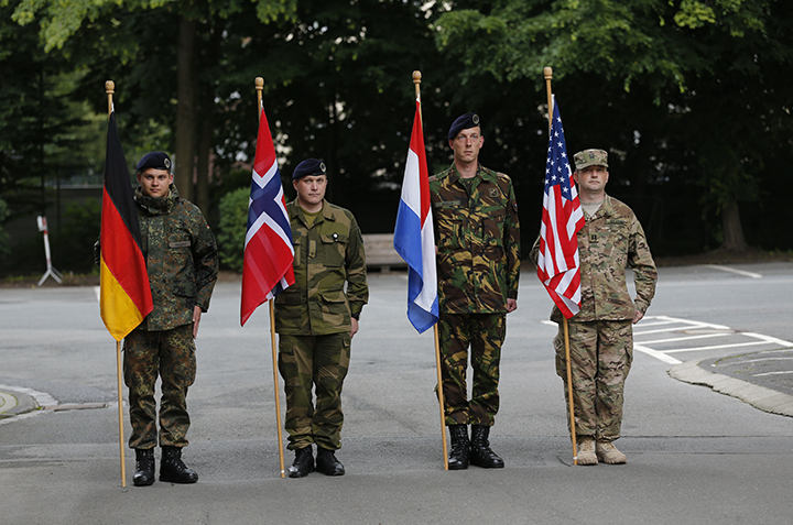 It's Time to Sharpen NATO's 'Spearhead' Force