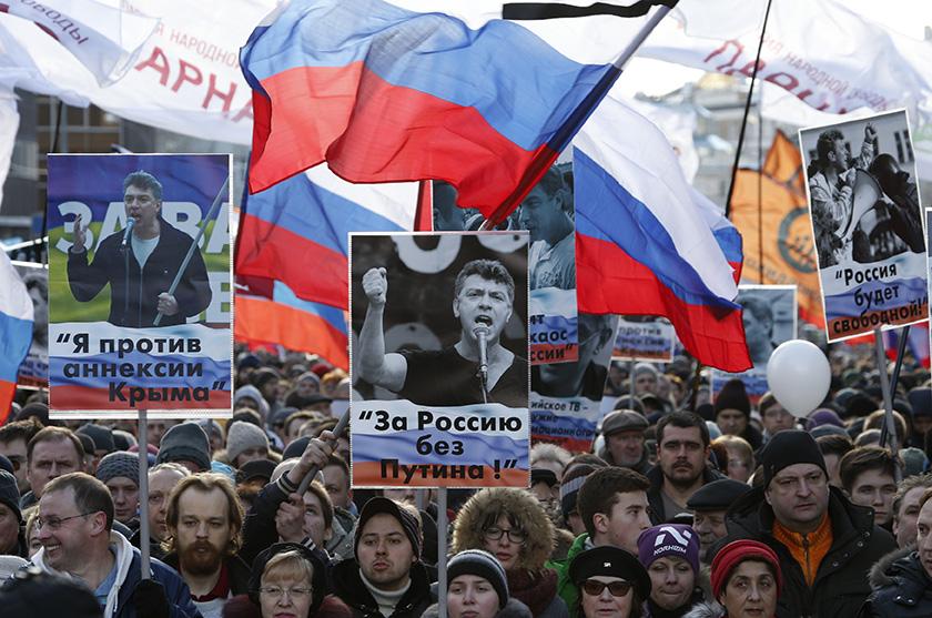Remembering Boris Nemtsov