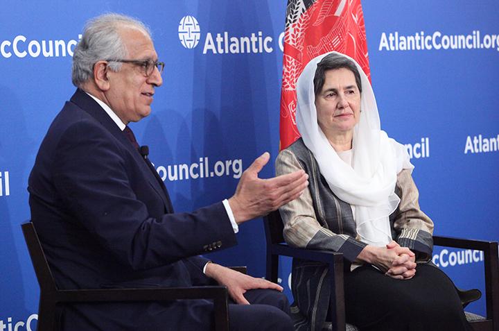 Rula Ghani: Afghanistan's First Lady. Myth Buster.