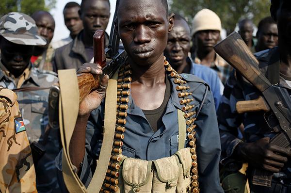 South Sudan: 'A Problem Child'