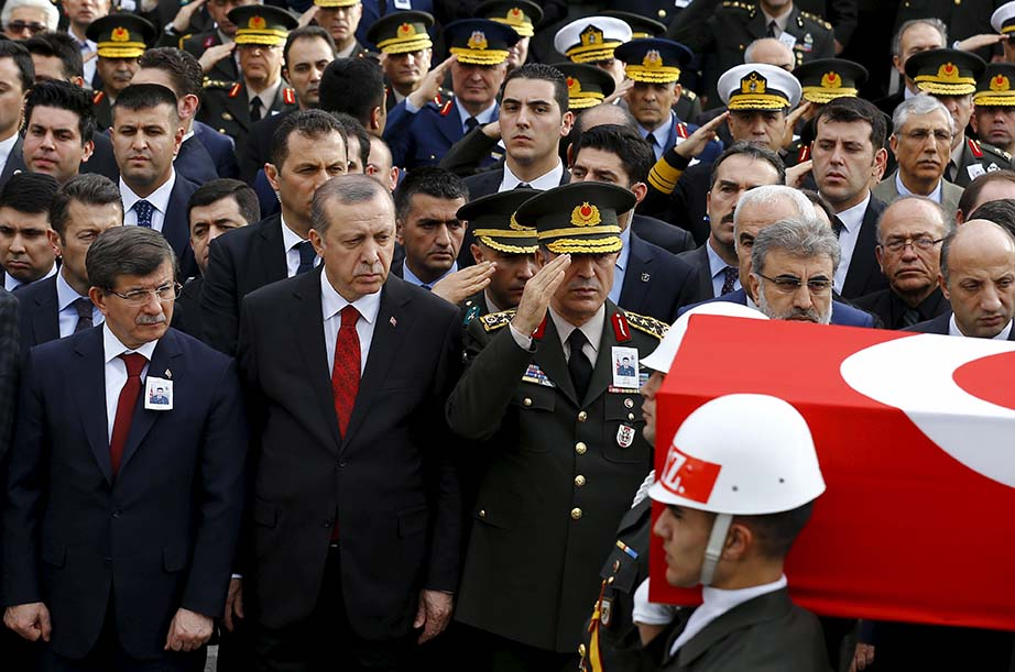 Turkey and the Kurds: A Perfect Storm?