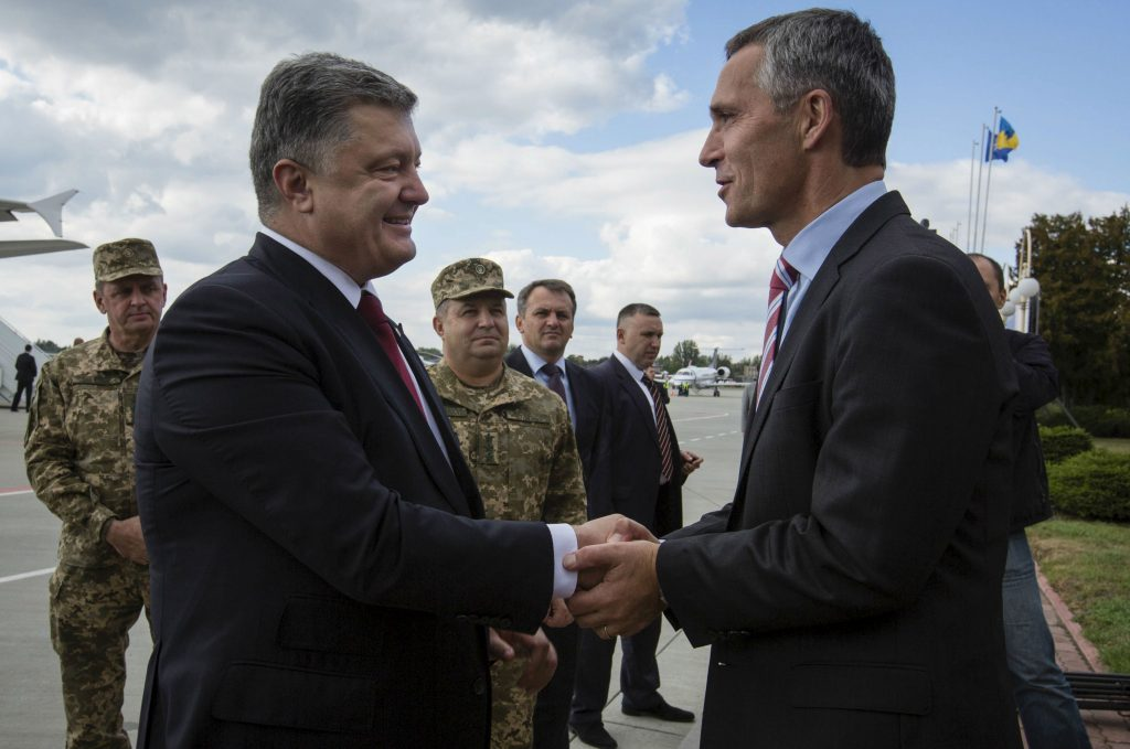 Ukraine's Understandable But Senseless Hope for NATO Membership