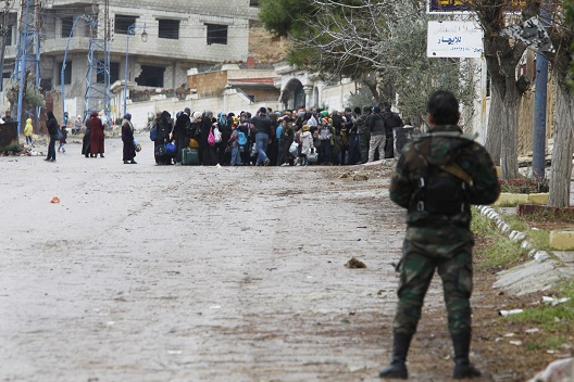 Demographic Change: Assad's Guarantee for an Alawite Quasi-state