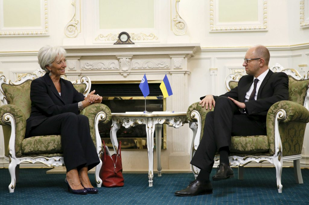 The Economics of Ukraine's Political Crisis