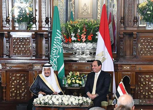 Q&A: The Egypt-Saudi Island Deal