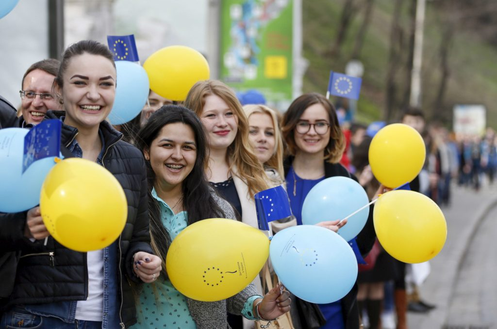 Ukraine, Let's Build a Country that the Dutch and All of Europe Will Embrace