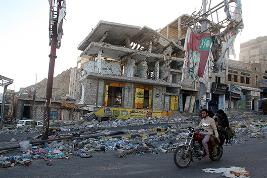 Three Questions That Could Make or Break Yemen's Peace Talks