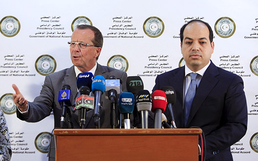 Libyan Agreement on Life Support