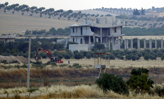 Growing Tensions in Northern Syria Threaten Regional Stability