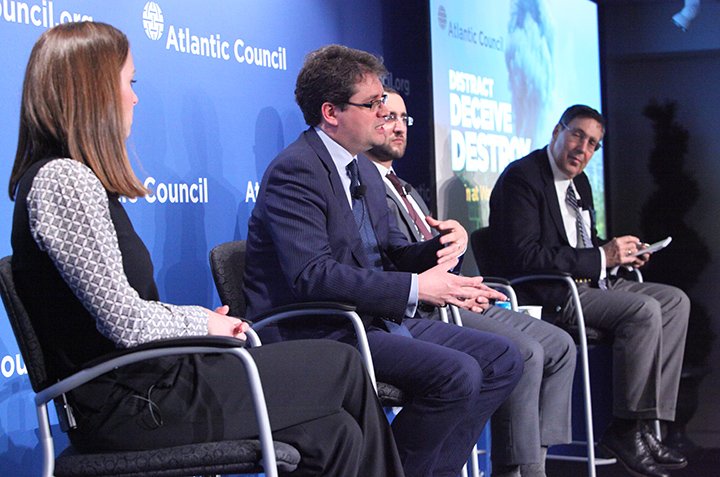 Distract, Deceive, Destroy: Atlantic Council Report exposes Putin's deceptions in Syria