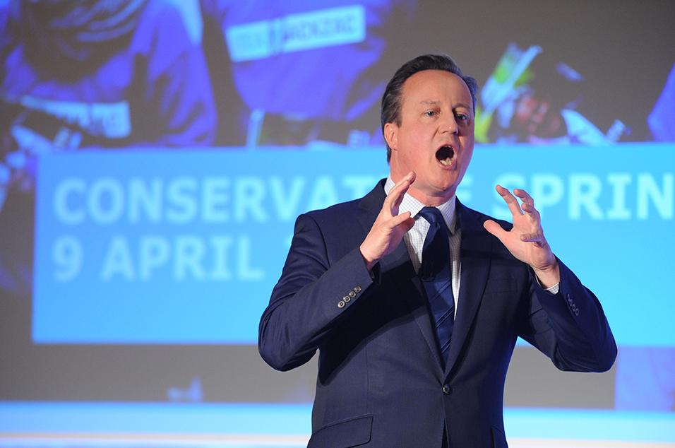 David Cameron: Brexit and Breakup?