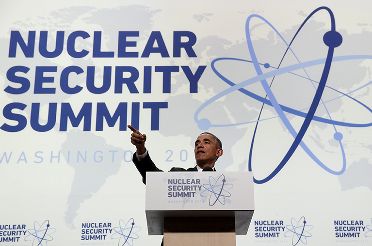 Wanted: Enduring US Leadership on Nuclear Security
