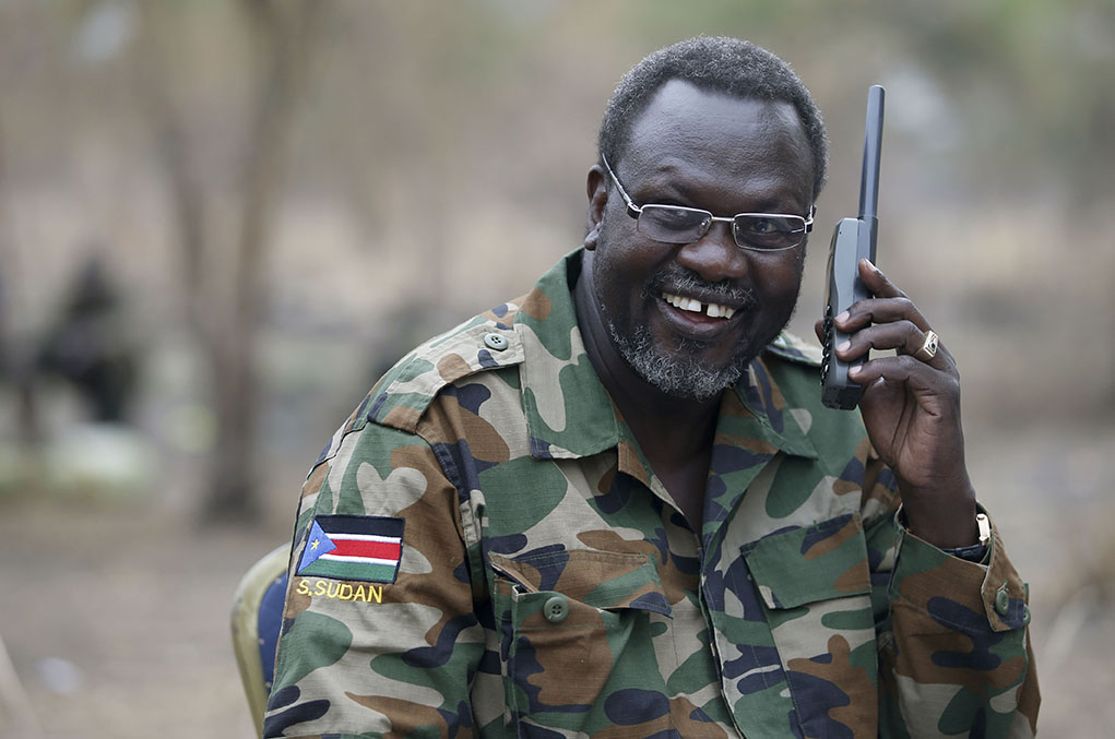 South Sudan: Paging Dr. Riek