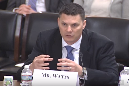 Watts testifies before House Committee on Homeland Security on ISIS in the Pacific