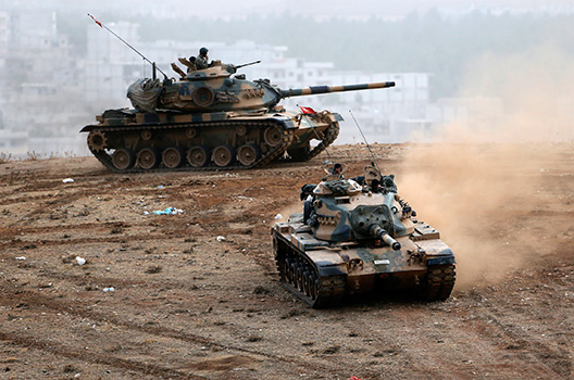 Turkey's Syria predicament