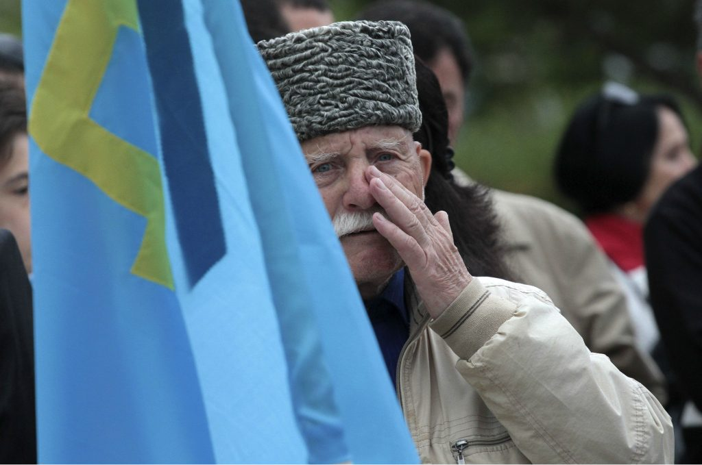 What the Banning of Crimean Tatars' Mejlis Means
