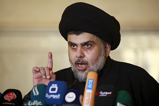 Muqtada al-Sadr's Changing Role in an Unchanging Iraq