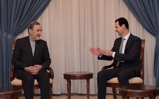 Iran Deal Fuels Syria's War