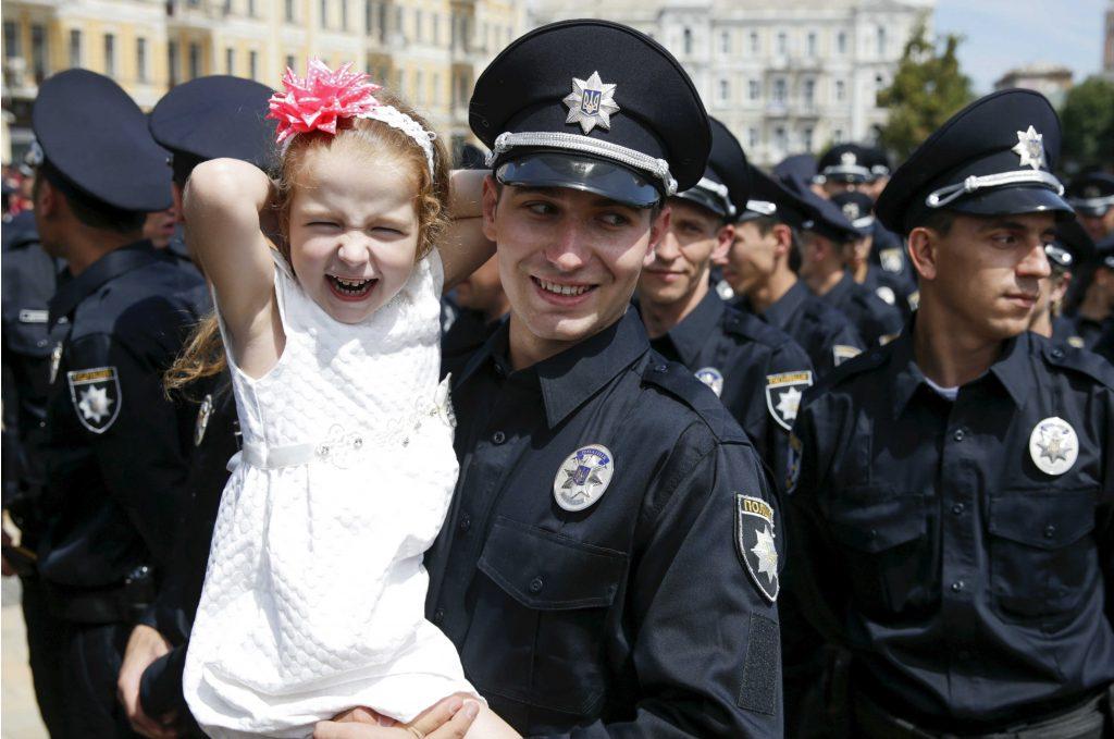 One Year Later, Ukraine's Patrol Police Enjoy Massive Spike in Trust