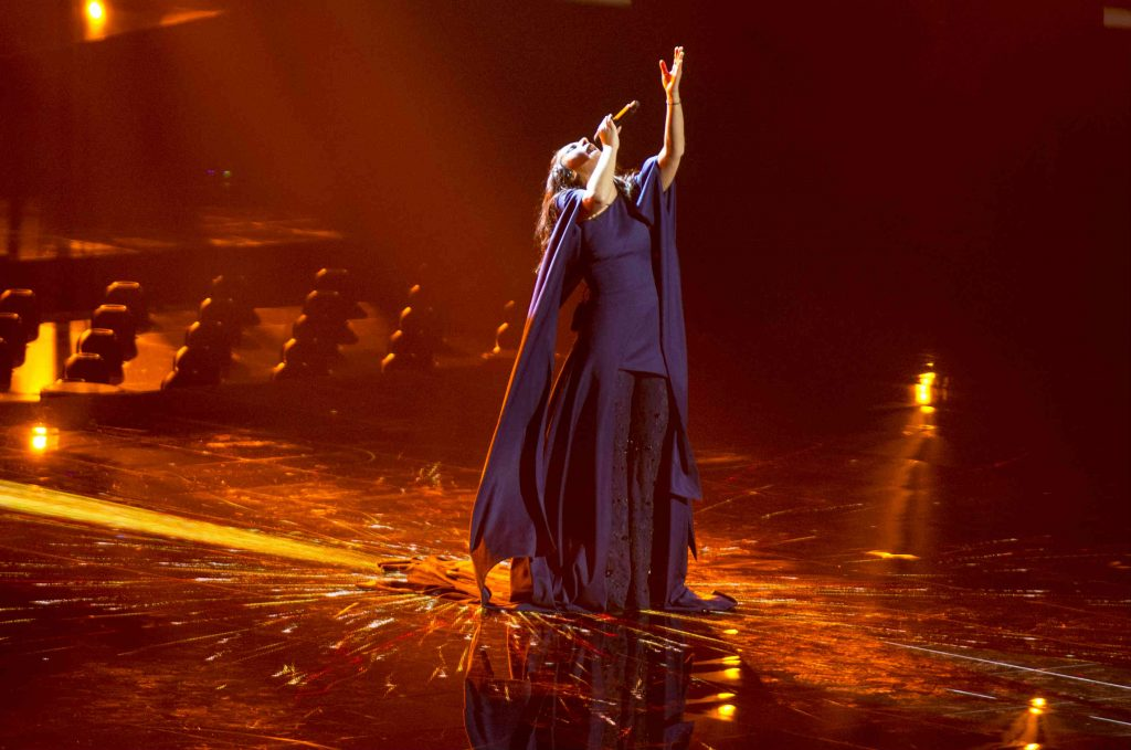 Jamala's Triumph at Eurovision Reminds Ukraine to Take Cultural Diplomacy Seriously