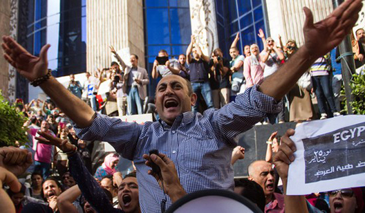 A Swift Response to Egypt's April 25 Dissent