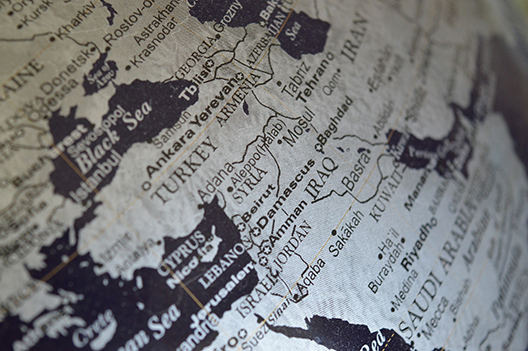 Strategic Thinking About the Middle East
