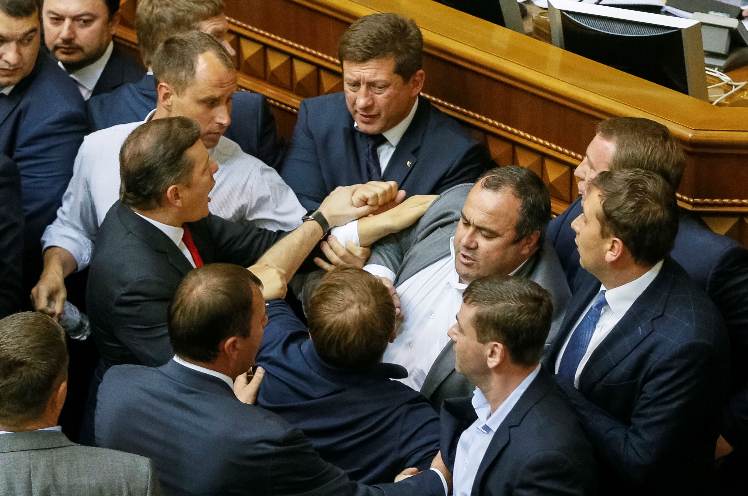 Ukraine's Parliament Is Getting a Facelift, but Will It Make a Difference?