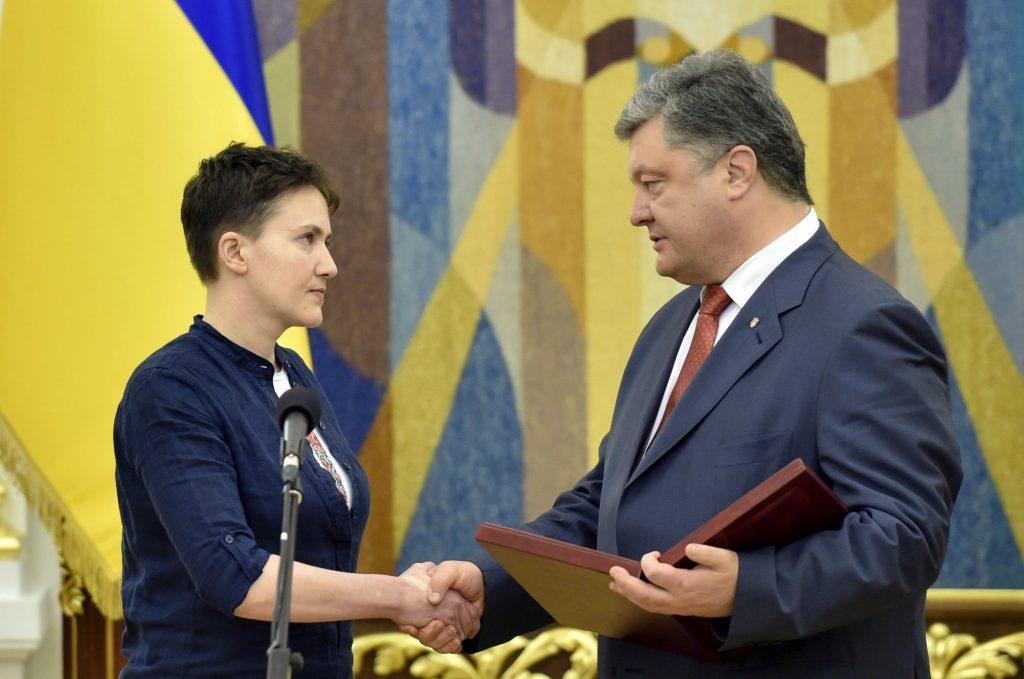 The Many Hopes of Nadiya Savchenko