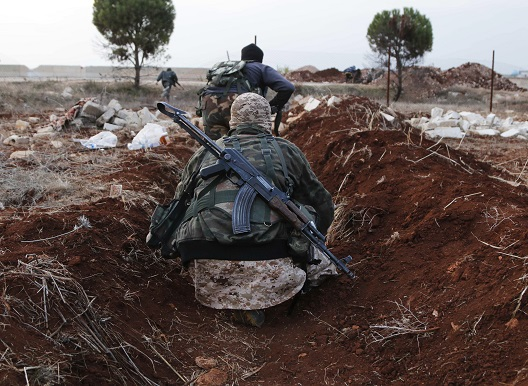 Al-Qaeda Wants to Establish an Emirate in Syria, but Not Now