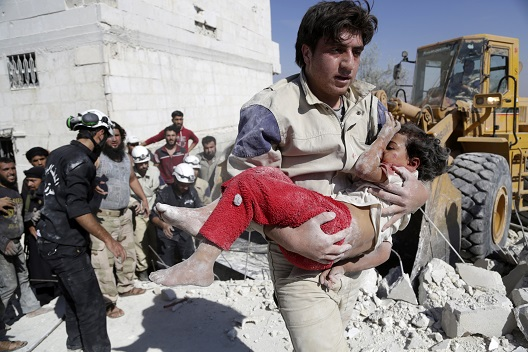 Syria Civil Defense: How a Group of Volunteers Has Saved Thousands of Lives