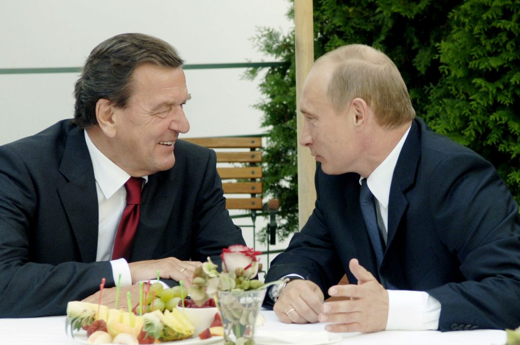 Germany's Socialists, Russia's Fascism, and Ukrainian Deaths