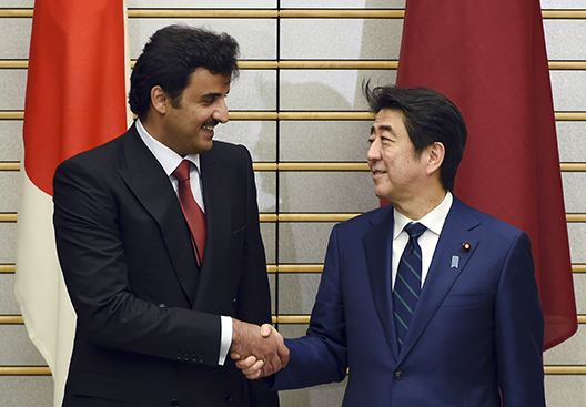 The Prospects for Japanese-Qatari Relations