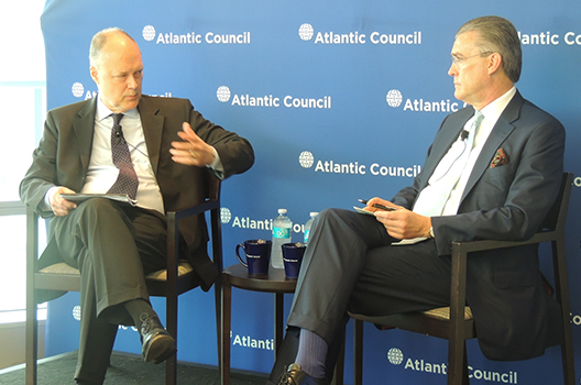 International commitment to Afghanistan:  A conversation with SRAP Ambassador Richard Olson