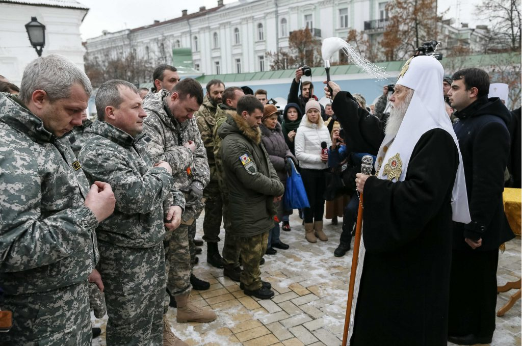 Thanks to Russia, Ukrainians Swell Ranks of Kyiv Patriarchate