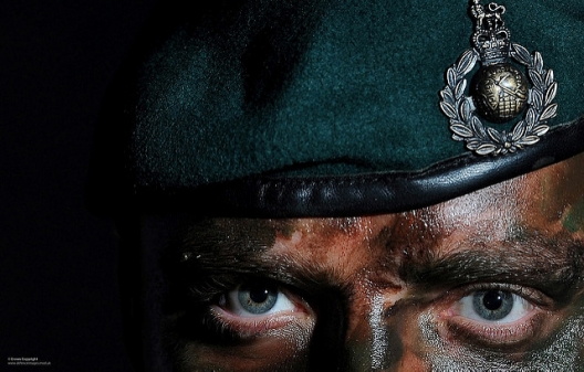 Royal Marine Commando, July 15, 2013