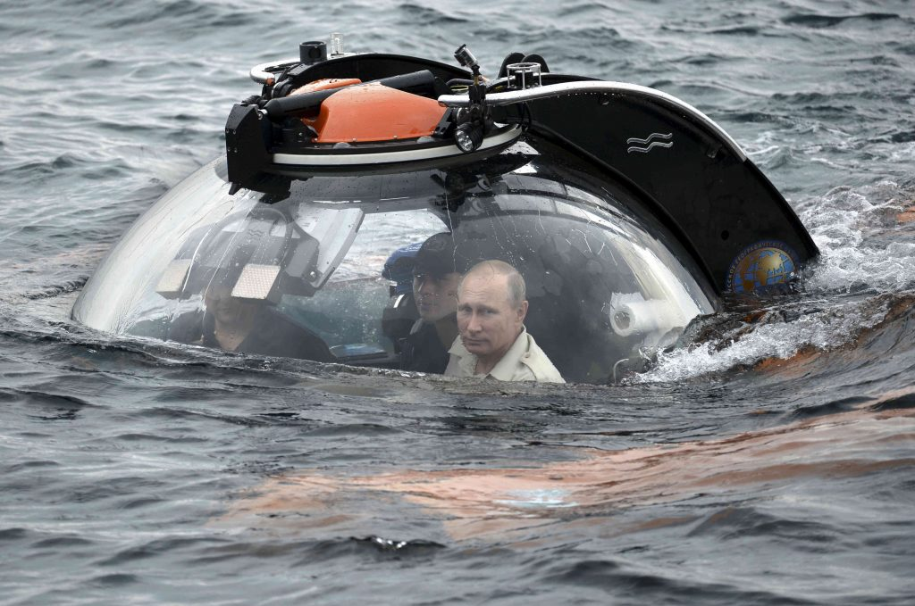 Memo to NATO: Wake Up Before Putin Turns the Black Sea into a Russian Lake