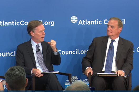 Atlantic Council Report Advocates Troop Buildup in Europe in Response to Russian Threat