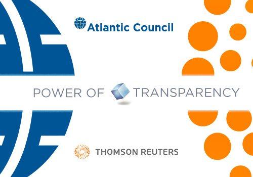 Power of Transparency Landing Image