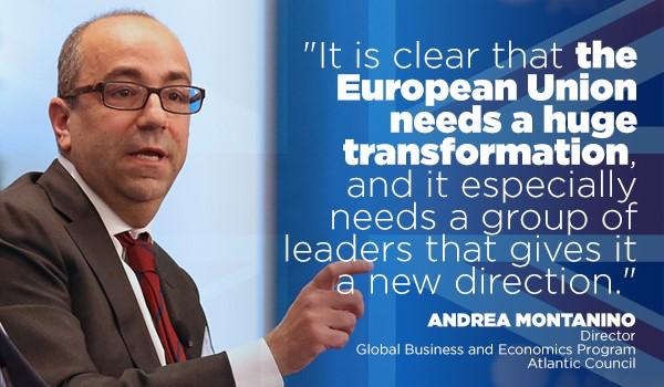 EU Needs a 'Huge Transformation'