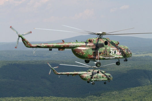 NATO exercise Capable Logistician in Slovakia, June 17, 2013