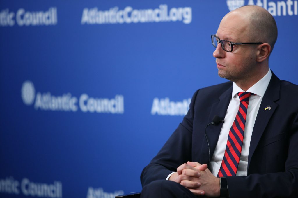 Worried About Brexit? No, Scared, Says Ukraine's Former Prime Minister Arseniy Yatsenyuk