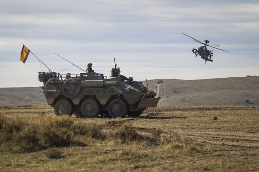 NATO exercise Trident Juncture, Nov. 4, 2015