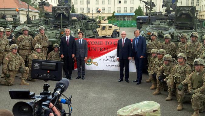 NATO Summit Special Series: Czech Republic